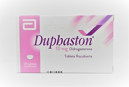DUPHASTON 10MG - CAJA X 20